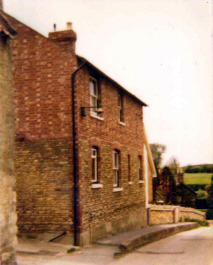 Steep House, Wymington