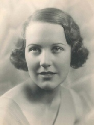 Jean Overton Fuller as an actress